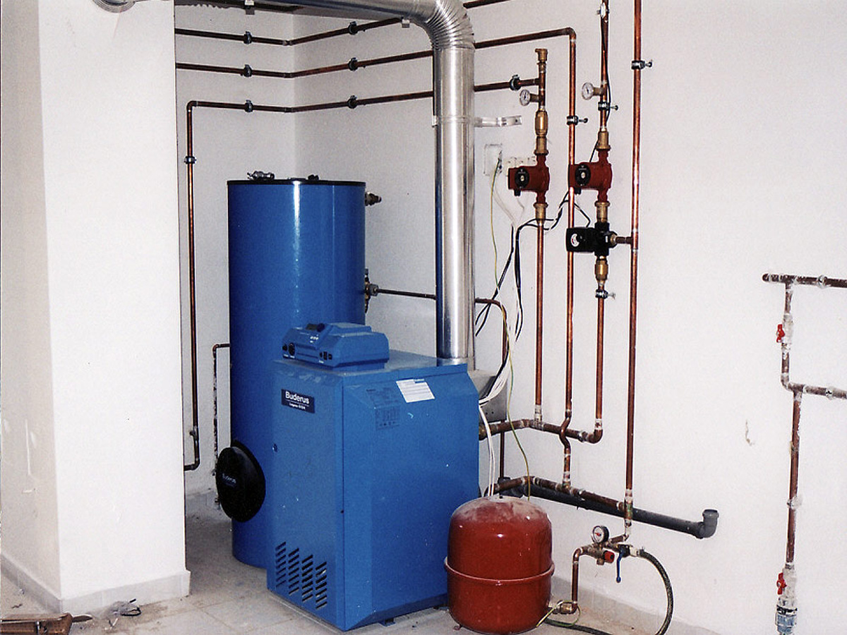 Víz–gáz fűtésszerelés